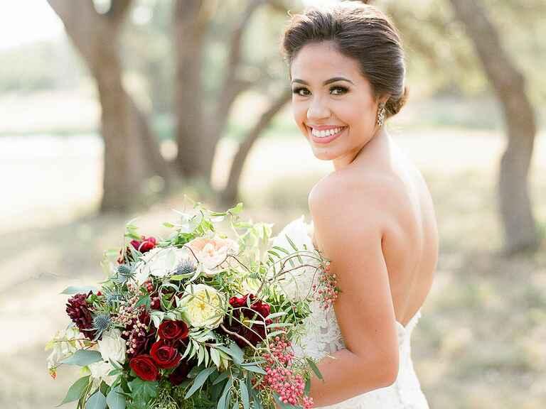 Resultado de imagem para wedding makeup brown eyes
