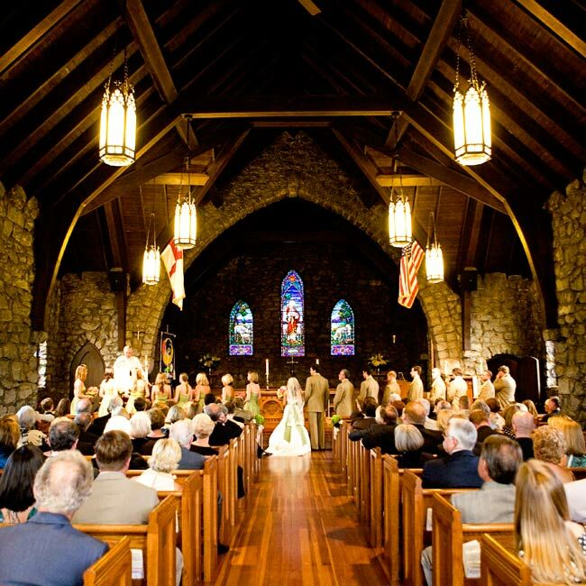 Anne Amp Joel A Traditional Wedding In Asheville NC