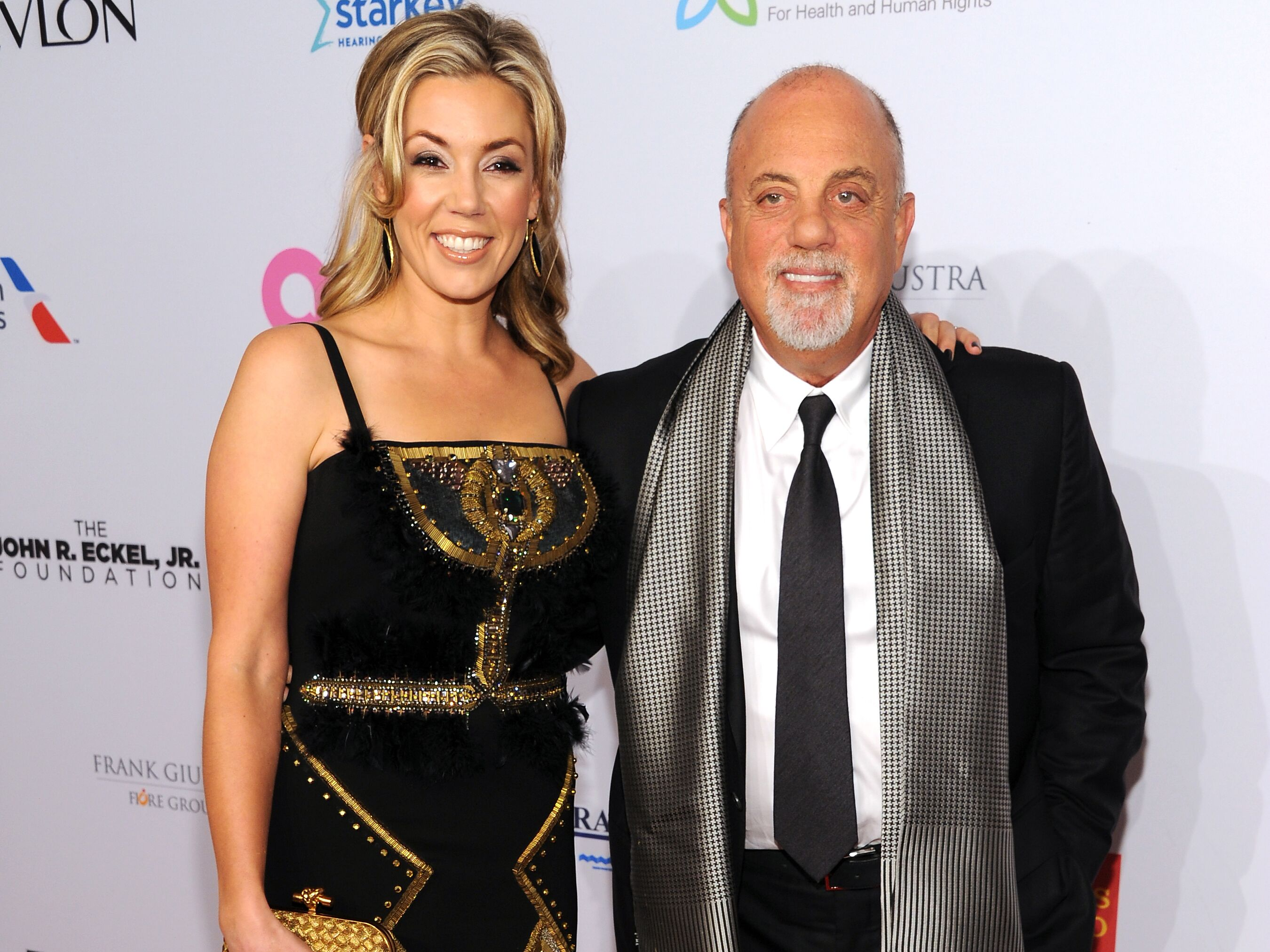 Billy Joel And Alexis Roderick Had A Surprise 4th Of July