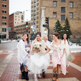 An Elegant Winter Wedding in Minneapolis