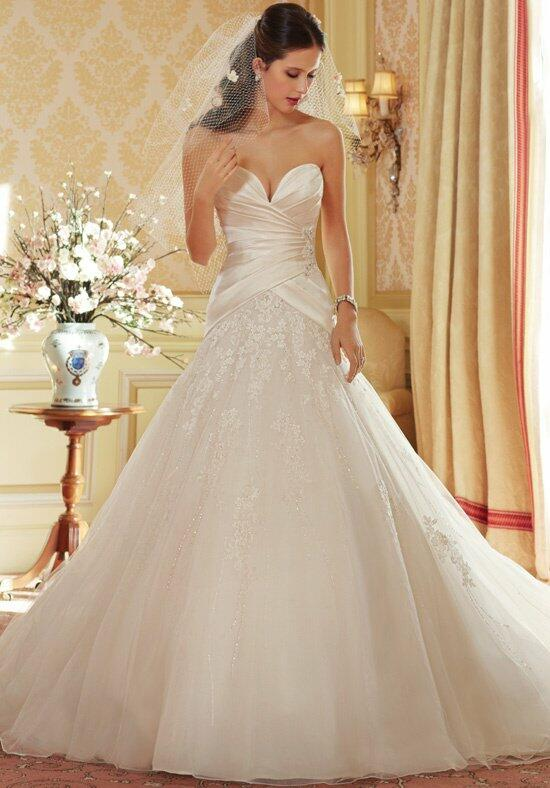 Sophia Tolli Y11404 Wedding Dress photo