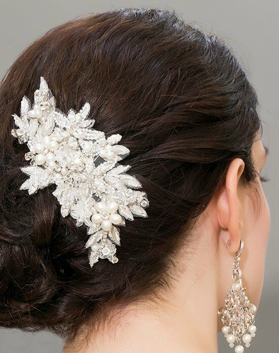 Laura Jayne Passion Comb Wedding Accessory photo