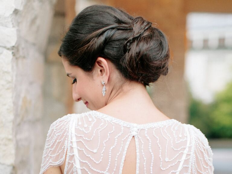 Swell Wedding Hairstyles Bridesmaid Hairstyles Hairstyles For Women Draintrainus