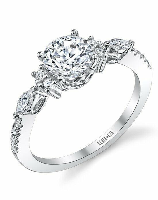 Elma Gil DR-522 Engagement Ring photo