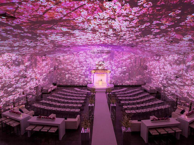 Hóa phép cho không gian tiệc cưới