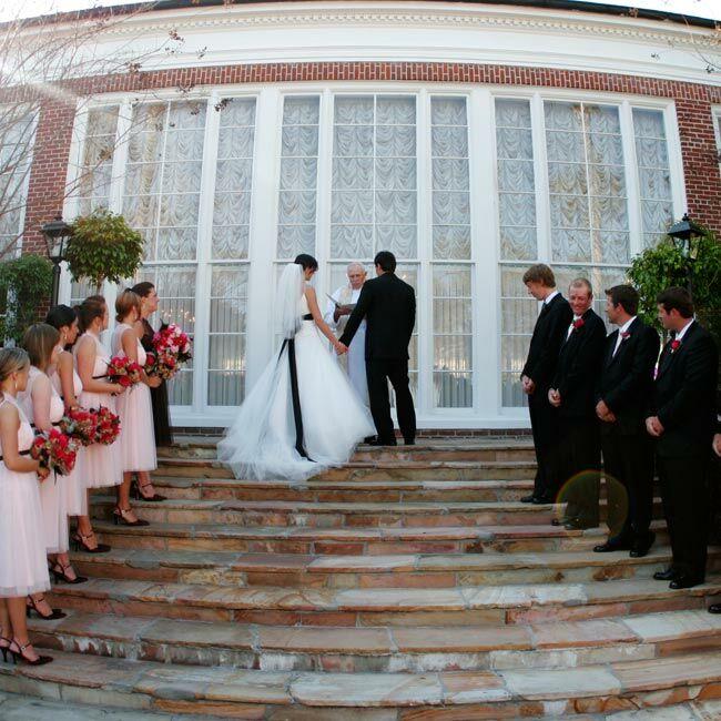 Dina & Jeff: An Outdoor Wedding In Jacksonville, FL