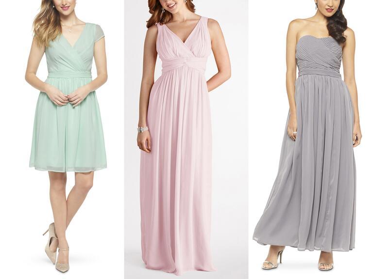 Plus-size Bridesmaid Dresses You&39ll Love