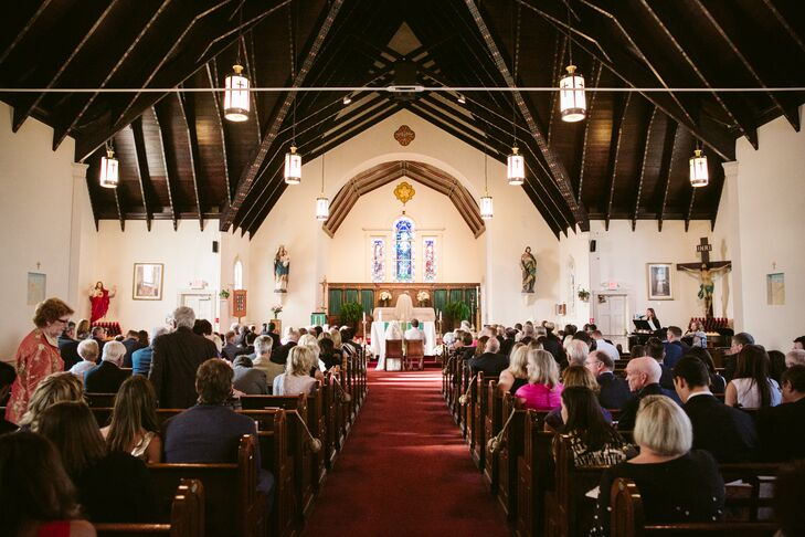 East Hampton Church Ceremony