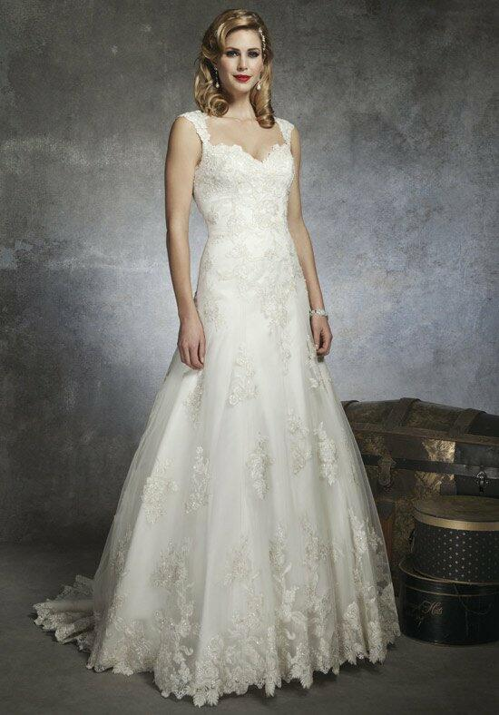 Justin Alexander 8653 Wedding Dress photo