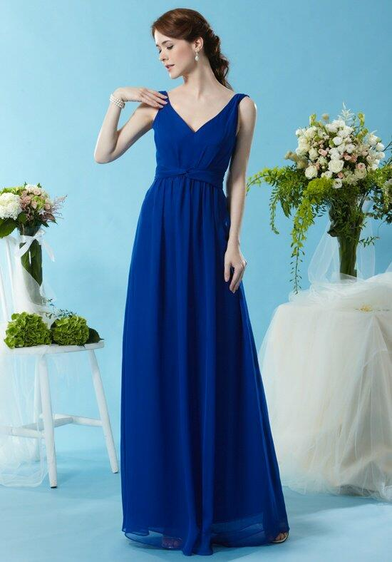 Eden Bridesmaids 7450 Bridesmaid Dress photo