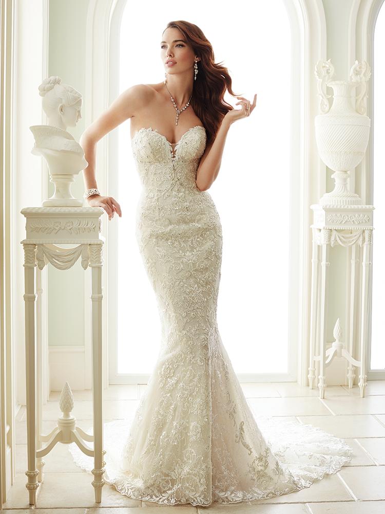 Sophia Tolli Spring 2017 Wedding Dresses