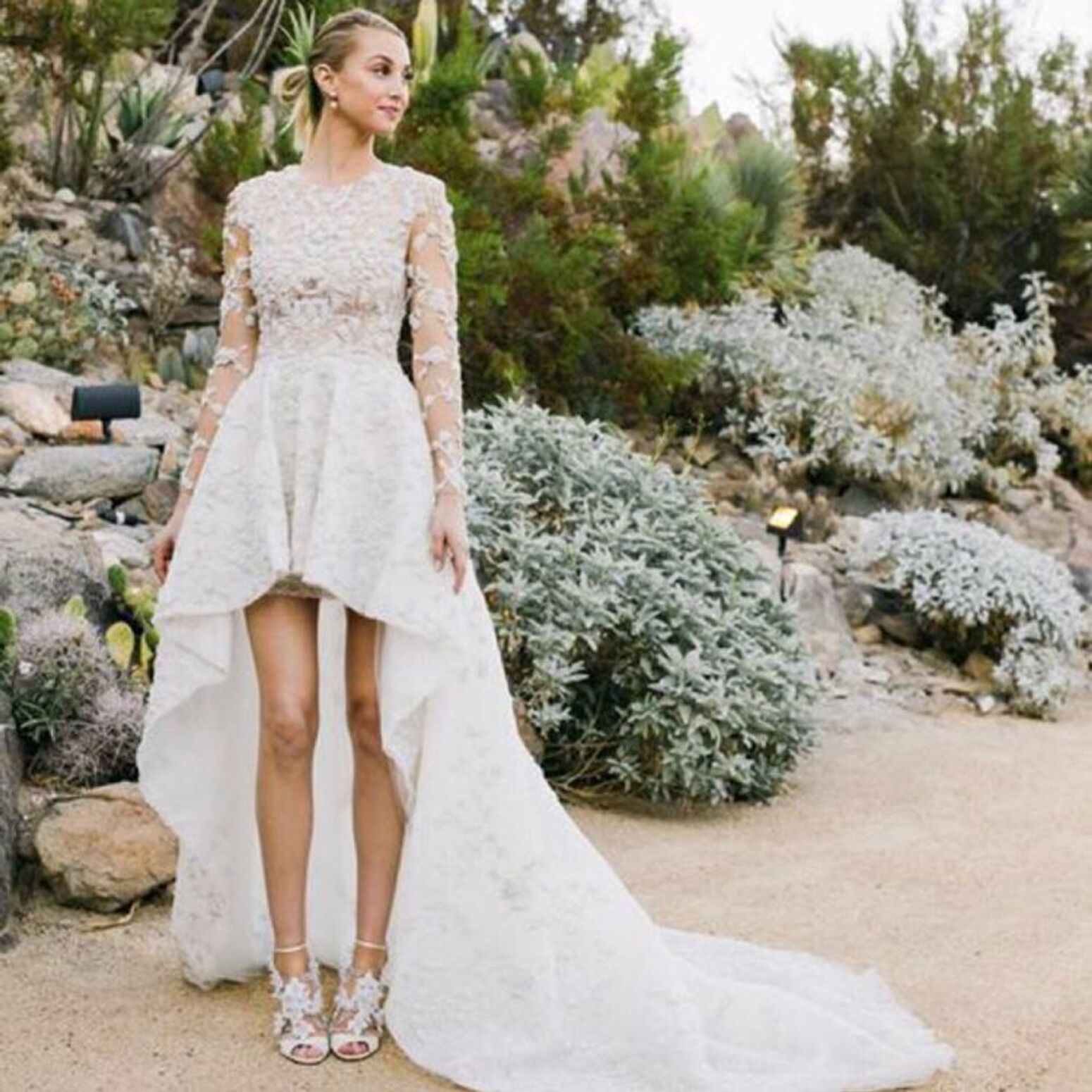 2572087d7f69 The 54 Best Celebrity Wedding Dresses of All Time
