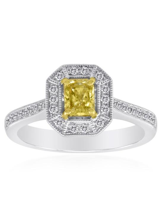 Roman + Jules KR1357WY-18K Engagement Ring photo