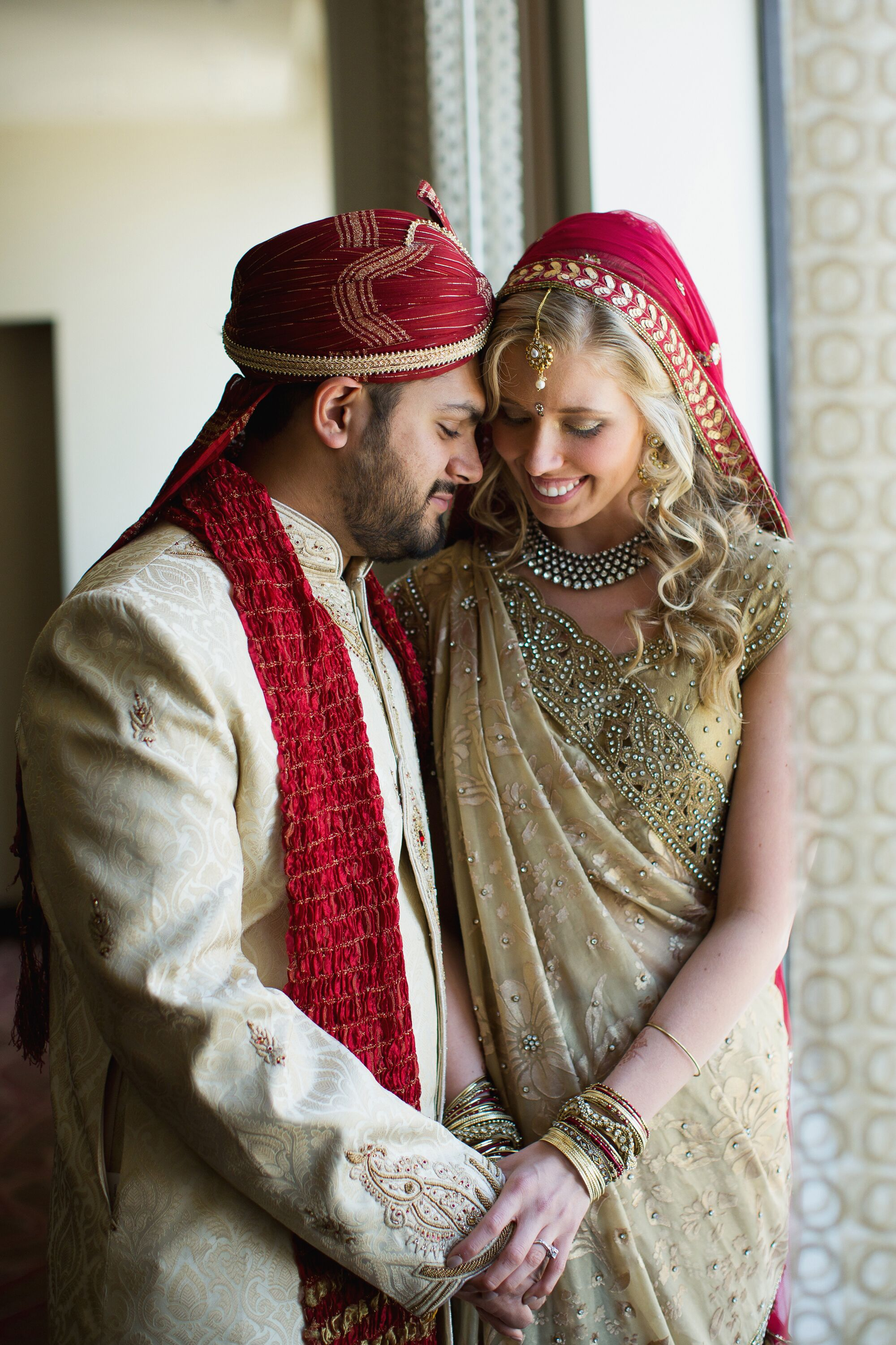 A Traditional Multicultural Indian Wedding at Lumen in St. Louis ...