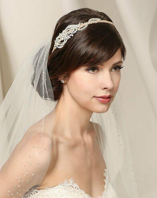 Bel Aire Bridal 6547 Wedding Headbands photo