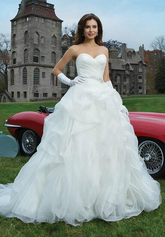 Justin Alexander 8742 Wedding Dress photo