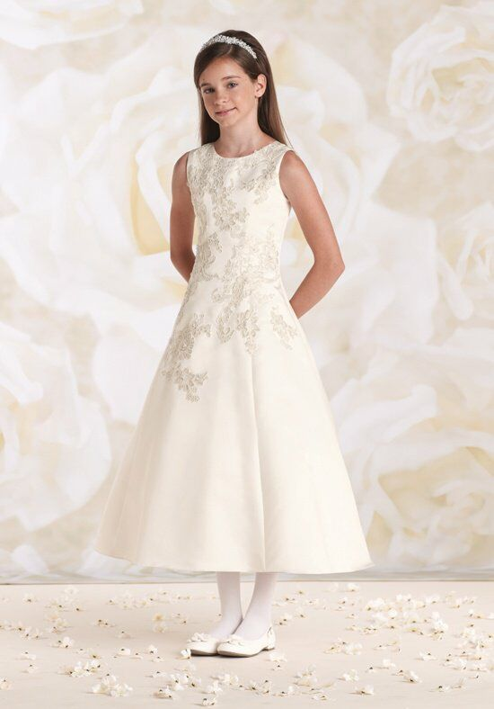 Joan Calabrese by Mon Cheri 115301 Flower Girl Dress photo