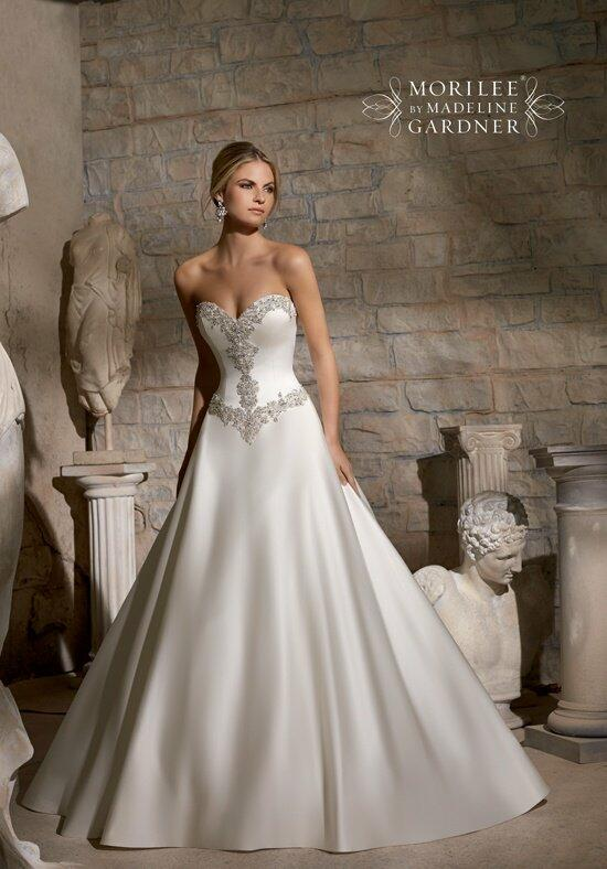 Mori Lee by Madeline Gardner 2703 Wedding Dress photo