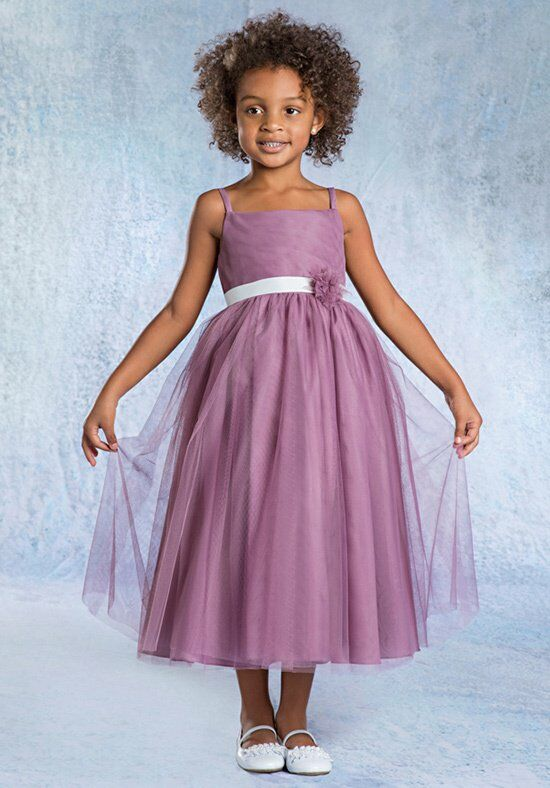 Alfred Angelo Flower Girls 6684 Flower Girl Dress photo