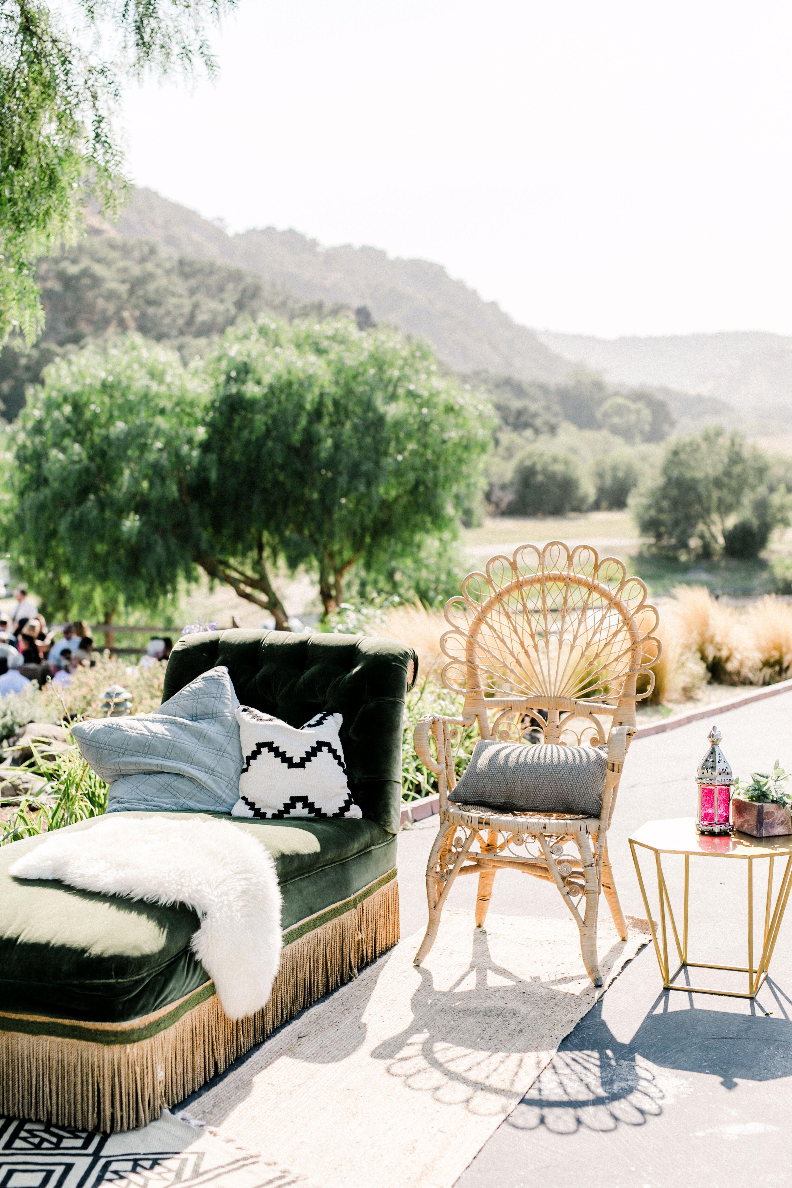 Casual Boho Lounge Furniture