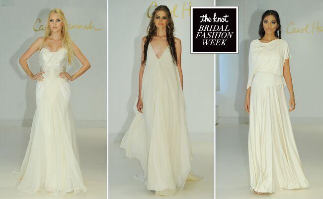 Carol Hannah Wedding Dresses Spring/Summer 2015: See All The Photos