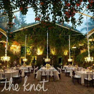 Outdoor wedding ideas outdoor weddings weddings real garden weddings junglespirit Image collections