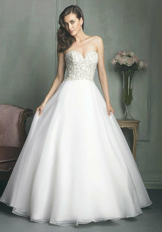 Allure Bridals 9115 Wedding Dress photo