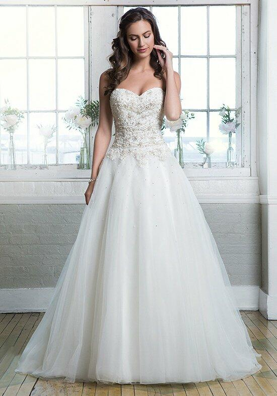 Lillian West 6373 Wedding Dress photo