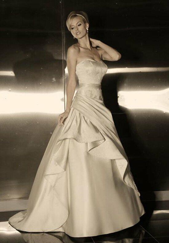 Simone Carvalli 90148 Wedding Dress photo
