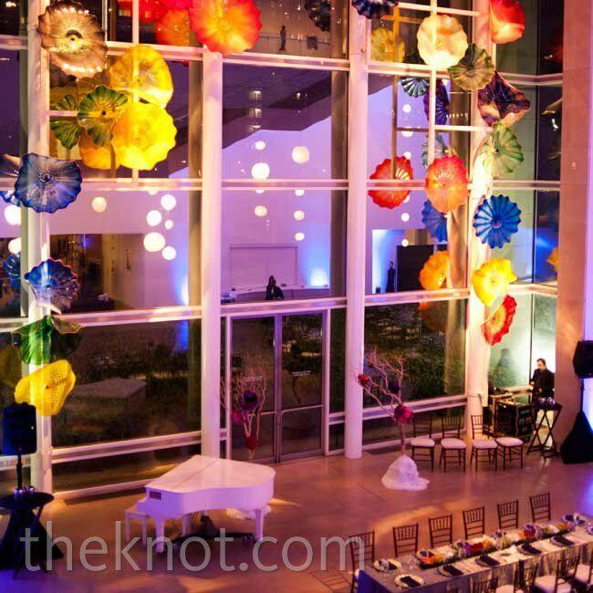 Dallas Museum Of Art Wedding