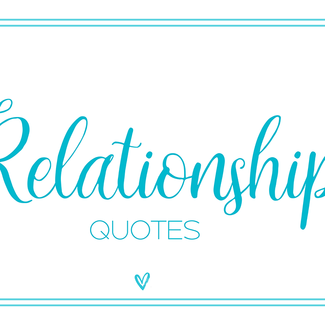 Relationship quotes illustration