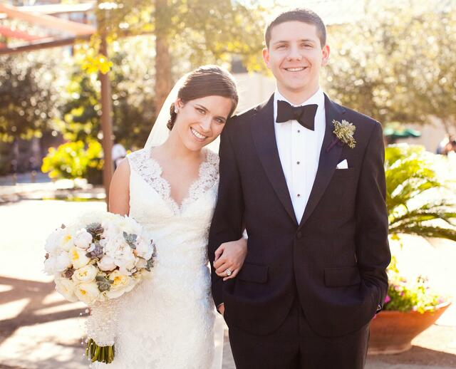 A Pearl Le Wedding In San Antonio Texas