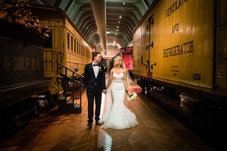 Wedding Reception At The Henry Ford Museum