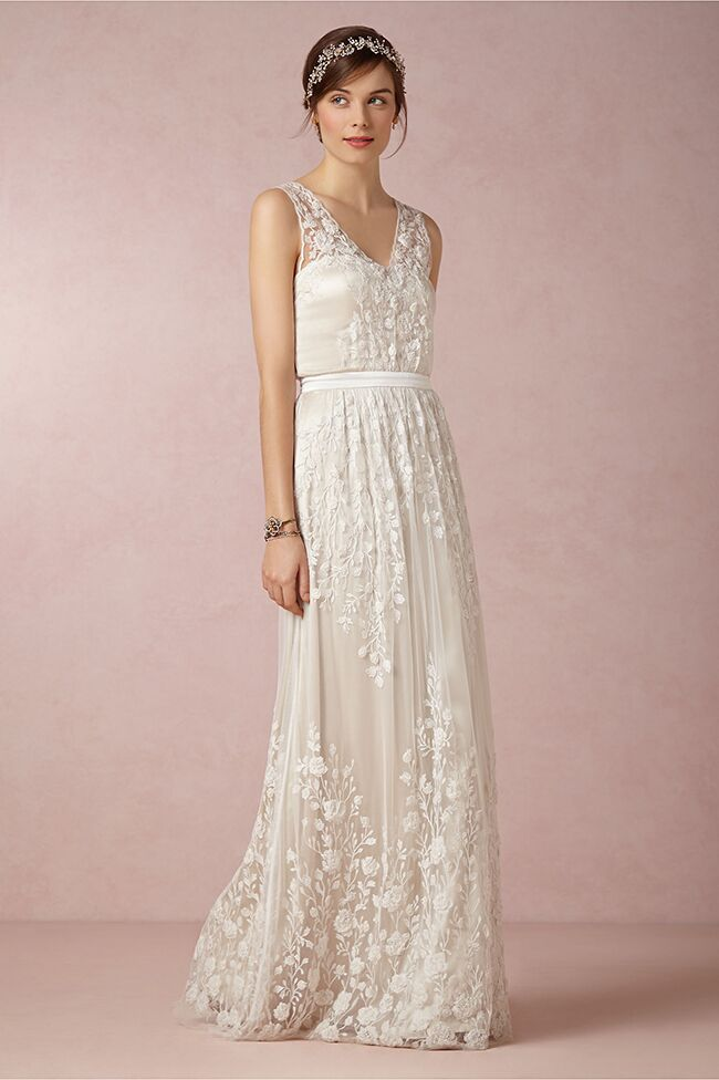 8 Wedding Dresses You Can Buy Now (Like Right This Minute!)