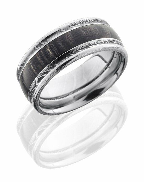 Lashbrook DHW9RED14/CHARCOALSILVERTONE Wedding Ring photo