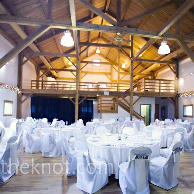 White Barn Reception
