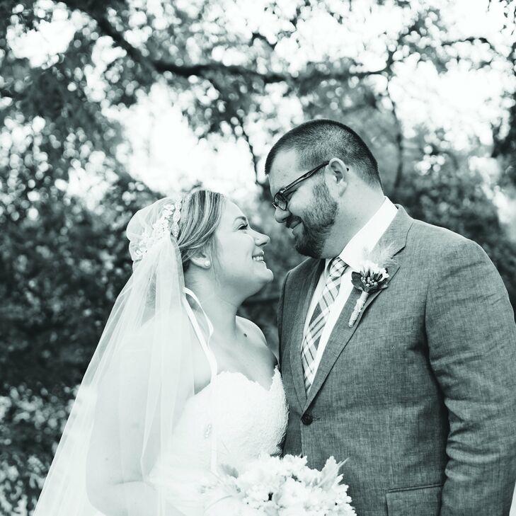 A Fun Country Wedding in Rockton, IL