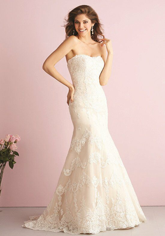 Allure Romance 2712 Wedding Dress photo