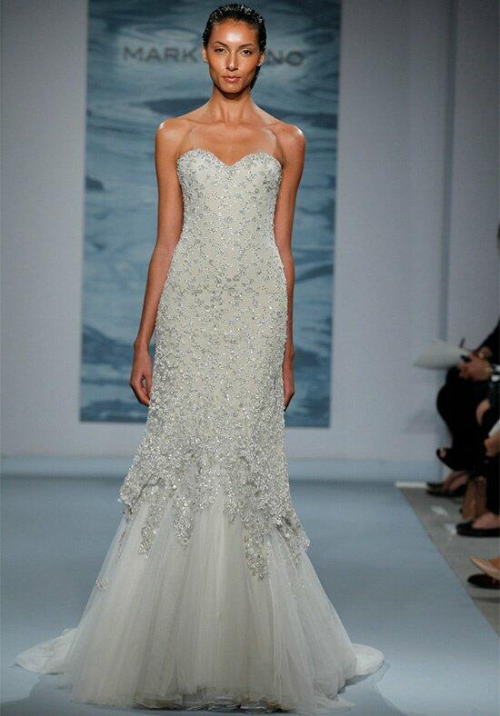 Mark Zunino for Kleinfeld 131 Wedding Dress photo