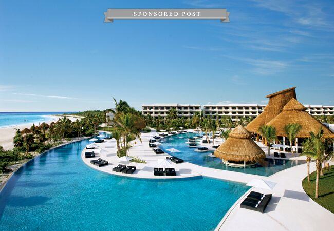 Win a Free Caribbean Honeymoon to Any Secrets Resort!