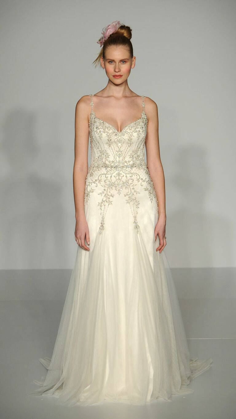 Maggie Sottero Fall Collection Bridal Fashion Week Photos