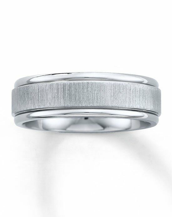 Kay Jewelers Titanium 7mm Wedding Band-252052600 Wedding Ring photo