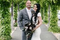 Jeanne Spaich (33 and the owner of California Packing Company) married Beau Baker (34 and a fiscal analyst) in a sultry, romantic wedding at the Vinta