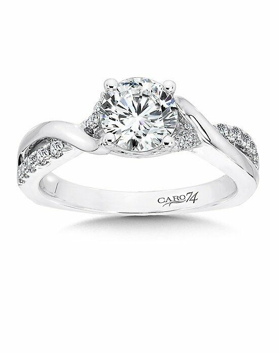 Caro 74 CR630W Engagement Ring photo