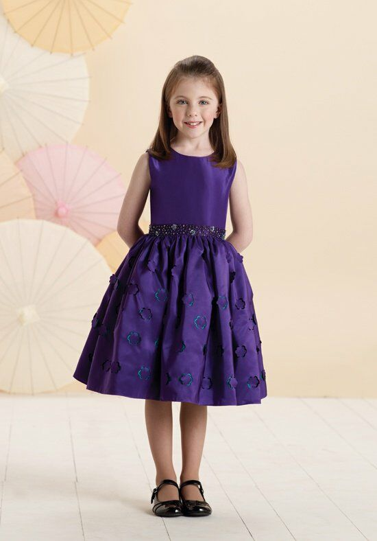 Joan Calabrese by Mon Cheri 214393 Flower Girl Dress photo