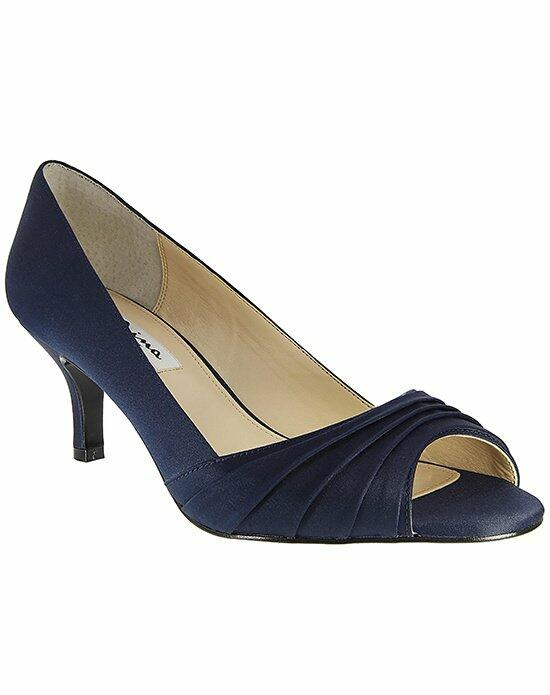 Nina Bridal CAROLYN_NEW NAVY Wedding Shoes photo