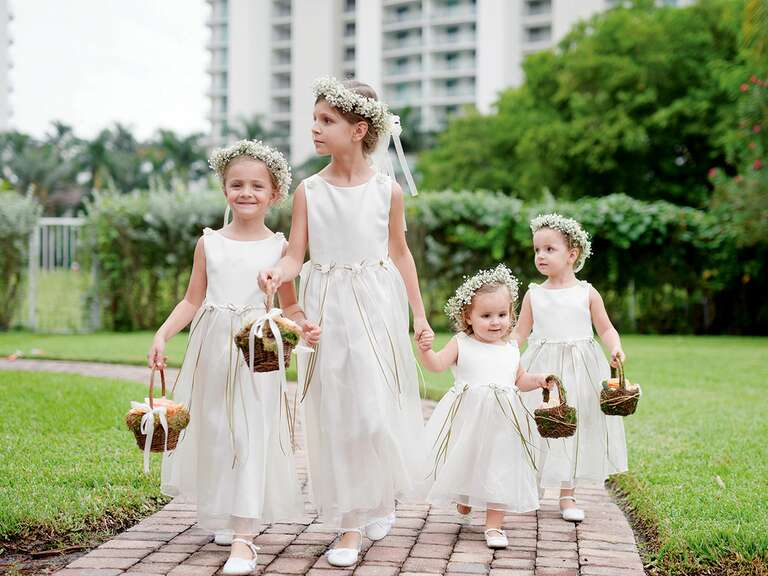 Why You Won't Regret Inviting Kids to Your Wedding