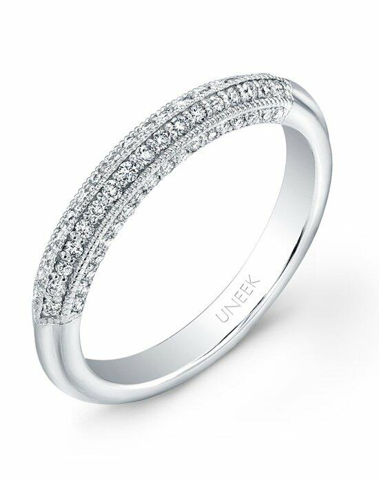 Uneek Fine Jewelry UWB021 Wedding Ring photo
