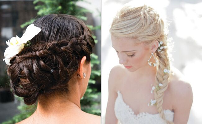61 Braided Wedding Hairstyles