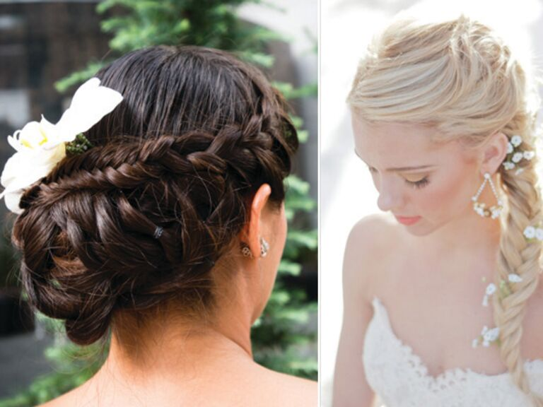 61 Braided Wedding Hairstyles: 15 Braided Wedding Hairstyles For Long Hair